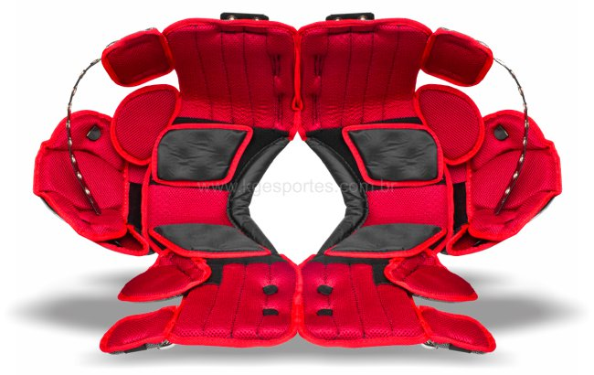 Shoulder Pad Armour Lite SKILL ADULT