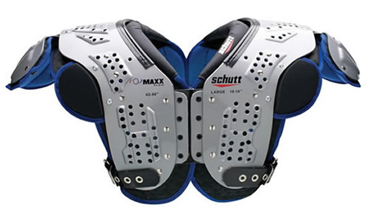 Shoulder Pad O2 Maxx Flex OL-DL ADULT
