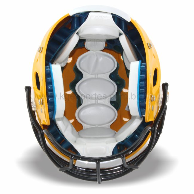 Capacete DNA Pro+ Youth (202701) - SEM faceguard