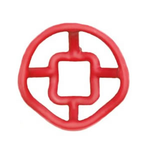 AIR LOC Liner - vermelho