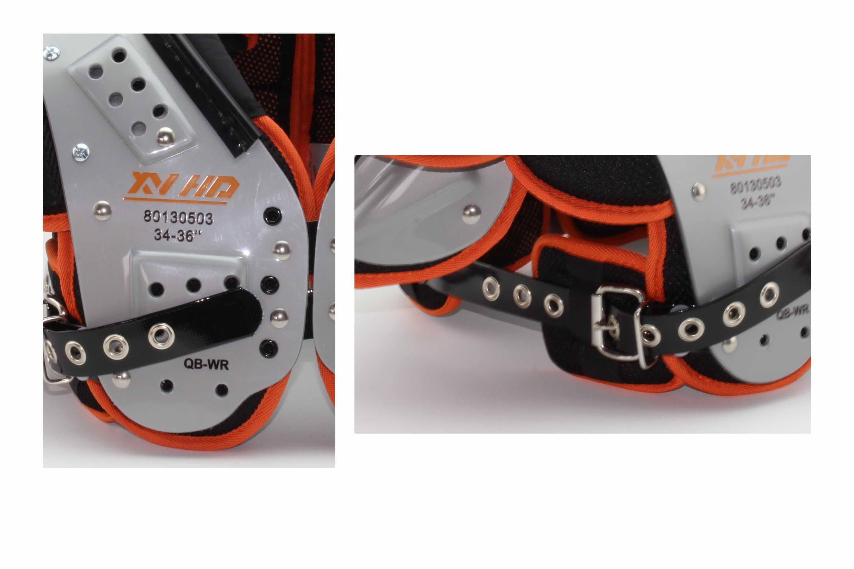 Shoulder Pad XV HD QB-WR