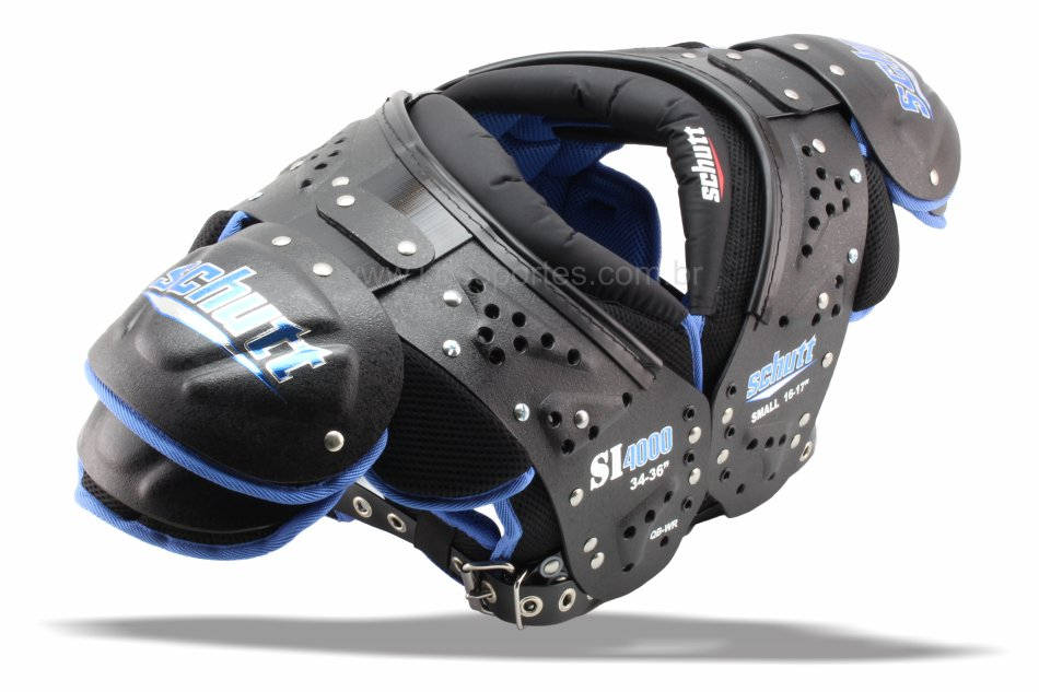 Shoulder Pad SI 4000 QB-WR ADULT