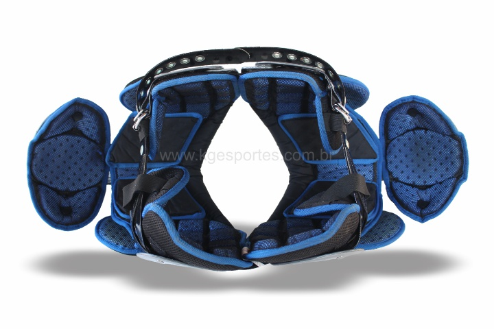 Shoulder Pad de futebol americano Seminovo SCHUTT XV FLEX OL-DL (M)